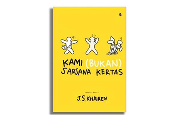 cover buku Sarjana kertas