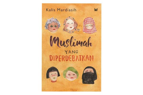 cover buku muslimah yang diperdebtkan